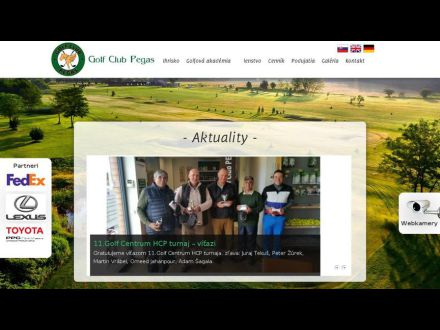 www.golflozorno.sk