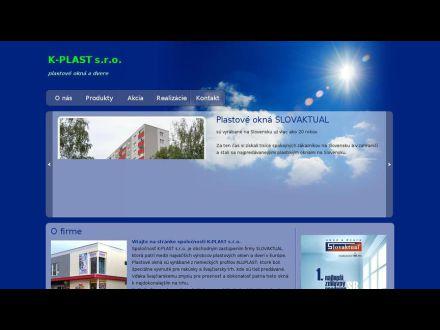 www.k-plast.sk