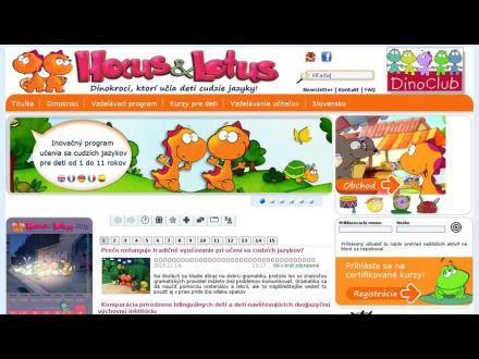 www.hocus-lotus.sk