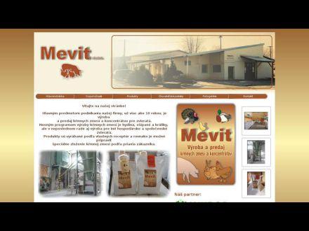 www.mevit.sk