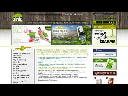 www.piniapharma.sk