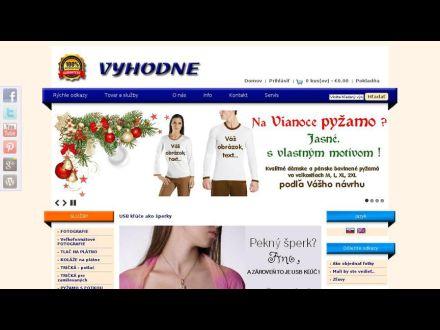 www.vyhodne.sk