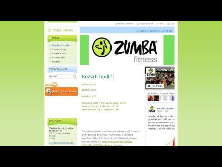 www.zumbasered.webnode.sk