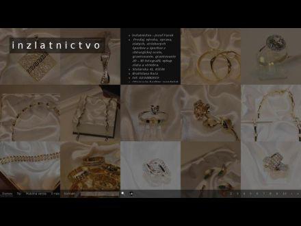 www.inzlatnictvo.sk