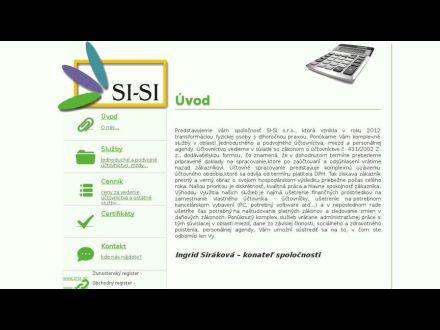 www.sisi.sk