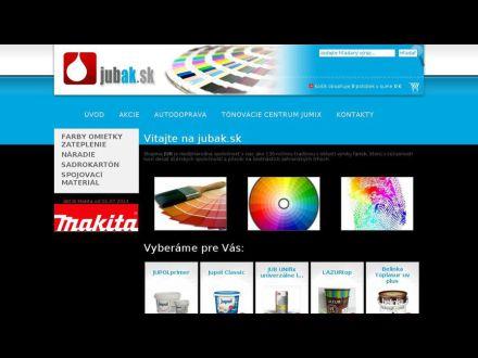 www.jubak.sk