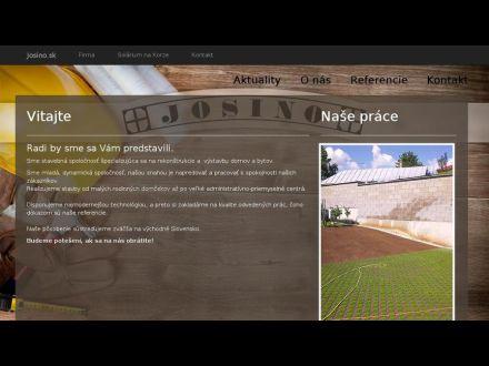www.josino.sk