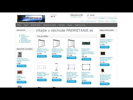 www.premietanie.sk