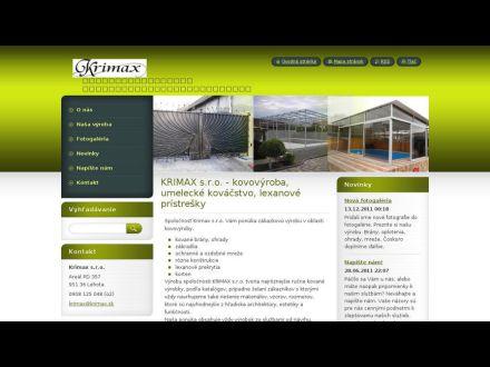 www.krimax.sk