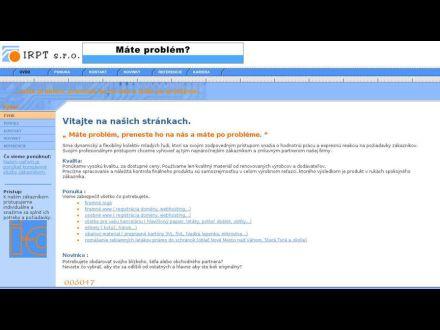 www.irpt.sk