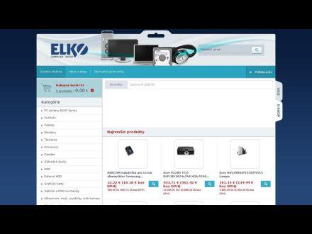 www.elko.sk/eshop