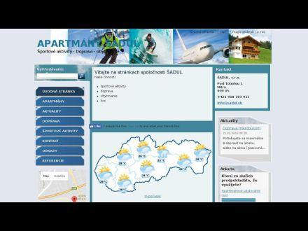 www.sadul.sk