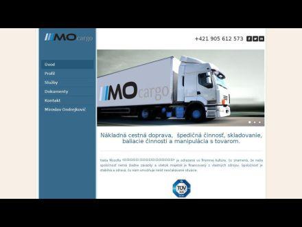 www.mocargo.sk