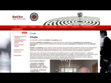 www.bakiko.sk