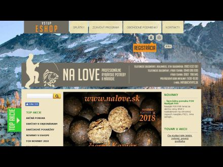 www.nalove.sk