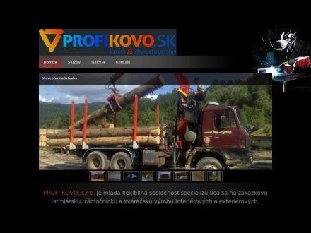 www.profikovo.sk