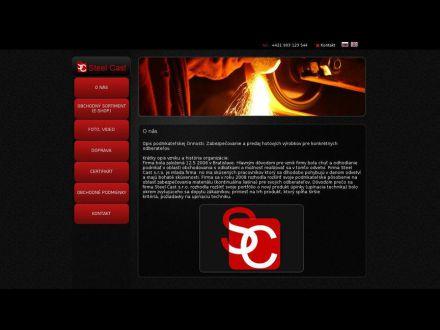 www.steelcast.sk