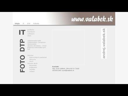 www.valabek.sk