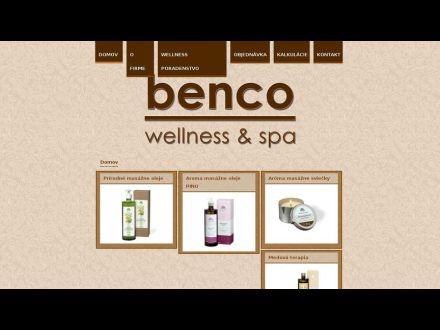 www.wellnessbenco.sk