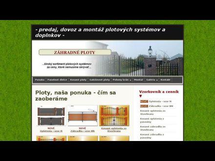 www.zahradneploty.sk