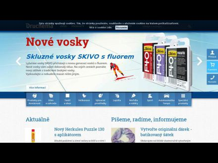 www.druchema.cz