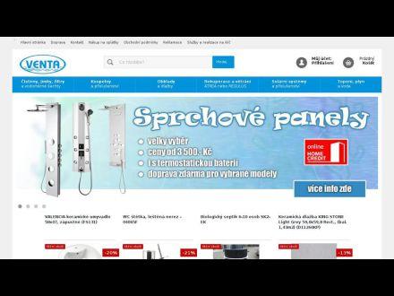 www.koupelny-venta.cz