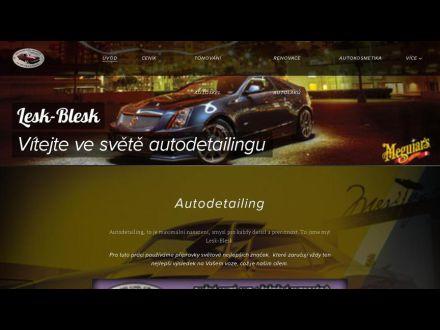 www.lesk-blesk.cz