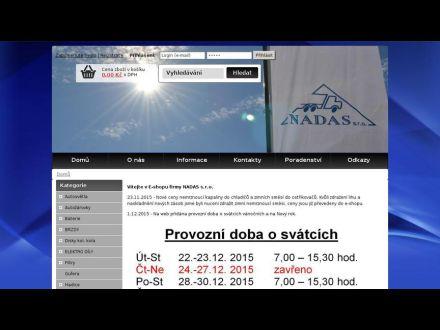 www.nadas.cz