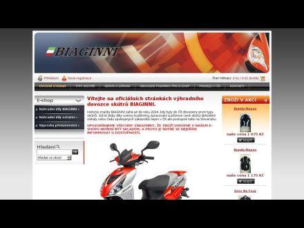 www.biaginni.cz