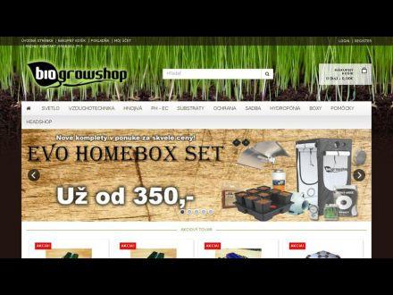 www.biogrowshop.sk