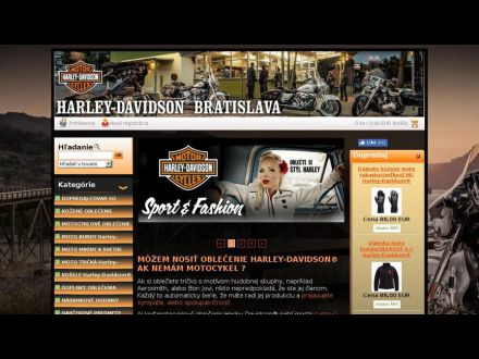 www.harley-eshop.sk