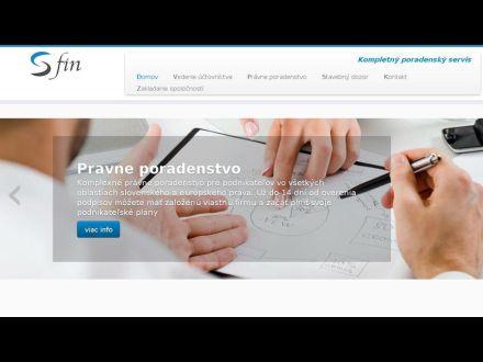 www.sfin.sk