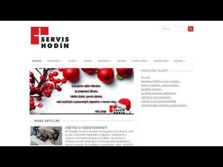 www.servishodin.sk