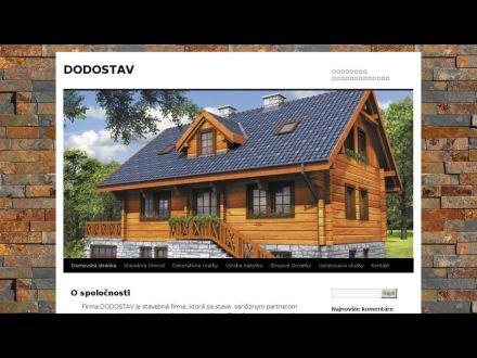 www.dodostav.sk