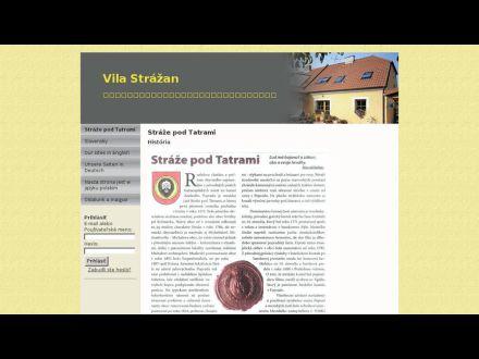 www.vilastrazan.eu