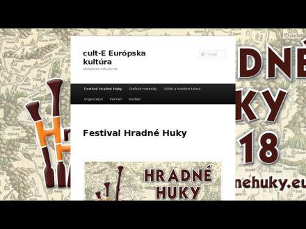 www.hradnehuky.eu