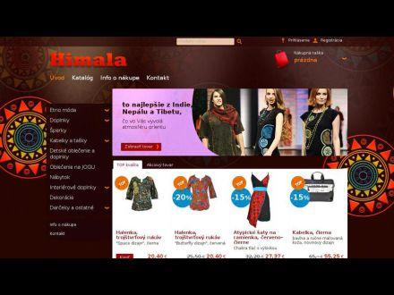 www.himala.sk