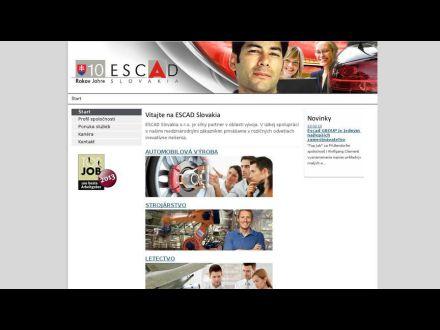 www.escad.sk