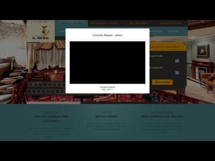 www.hotelsvmichal.sk