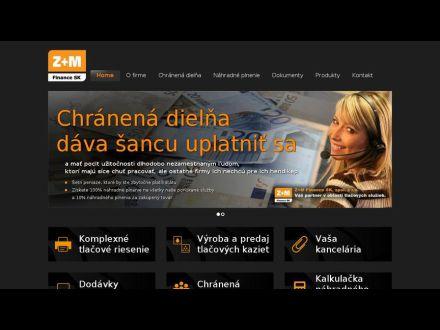 www.zmfinance.sk