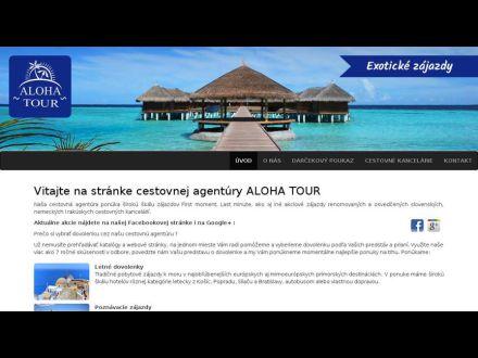 www.alohatour.sk