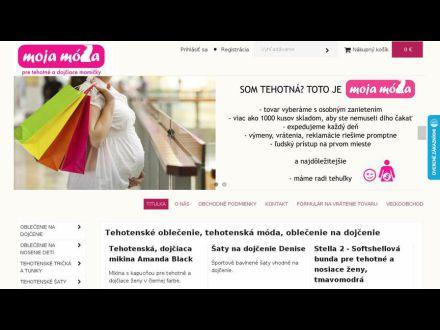 www.mojamoda.sk