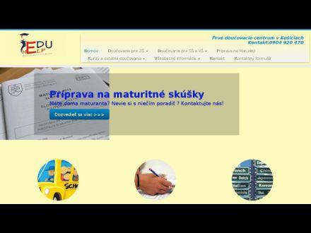 www.doucovaniekosice.sk