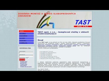 www.tast.sk
