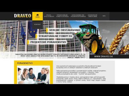www.draveo.sk