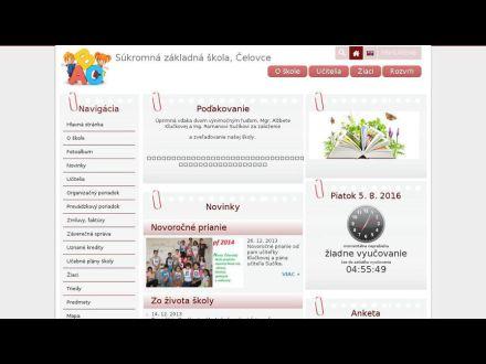 szscelovce.edupage.org