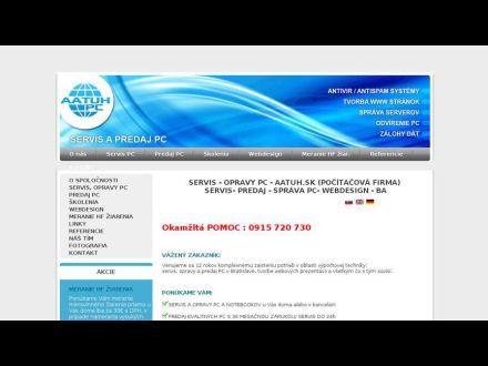 www.servis-opravy-pc.aatuh.sk