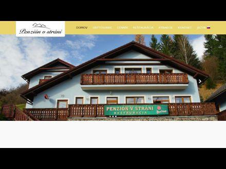 www.penzionvstrani.sk