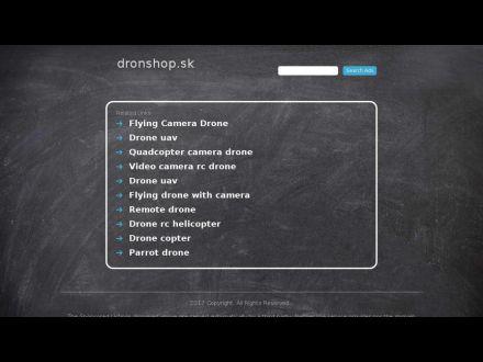 www.dronshop.sk