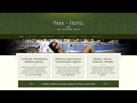 www.park-hotel.sk